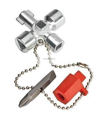 Kapcsolószekrény kulcs