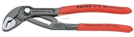 Knipex Cobra vízpumpa fogó 180mm
