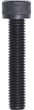 Belső kulcsnyílású csavar, hengeresfejű natúr 12.9 szilárdságú, tövigmenetes, több méret