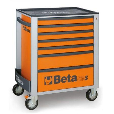 Szerszámszekrény 7-fiókos BETA 5-színben rendelhető (üres)