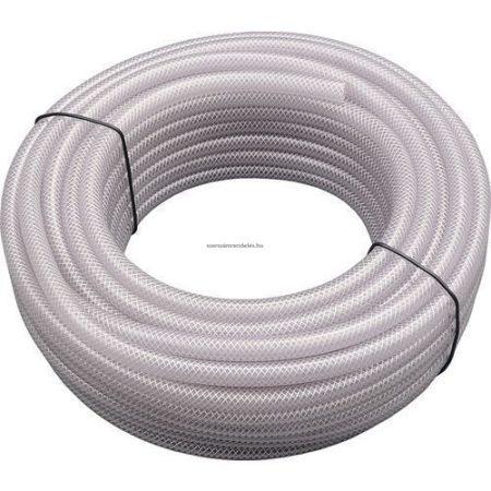Szálerősített PVC tömlő 9mm-es rendszerhez 50M-es tekercs
