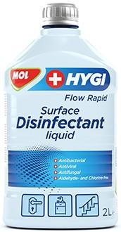 Felületfertőtlenítő folyadék 2-literes rendelhető