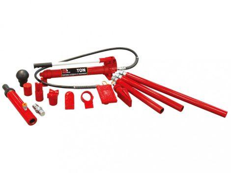 Hidraulikus karosszéria szerszámkészlet BIG RED 10T